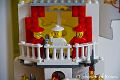 Shower of Roses: We Have A Pope! :: Lego Edition