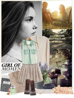 """This moment... forever"" by angieinwonderland ❤ liked on Polyvore"