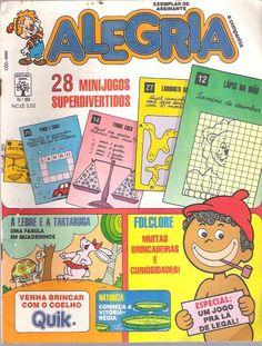 Revista Alegria Nº 88.