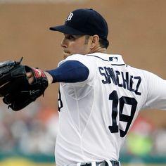 Sanchez Nebraska, Oklahoma, Wisconsin, Michigan, Detroit Tigers Baseball, Wyoming, Arkansas, Mississippi, Iowa