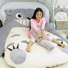New Cute Huge Giant Totoro Bed Carpet Tatami Mattress Sofa Filled Great gift