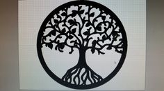 """Three """"Celtic Druid"""" Tree Of Life Digital Machine Embroidery Designs (plus a special free gift design)."""