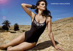 9720b9770f2c Da Brighenti sono disponibili articoli della collezione Maryan Mehlhorn tra  cui costumi da bagno interi e