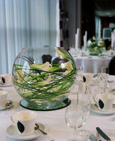 Centro de mesa on pinterest mesas bodas and wedding - Centros de mesa con pinas ...