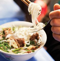 Ultimate Food Guide to Vietnam - The best traditional Vietnamese dishes, from north to south via Travel + Leisure
