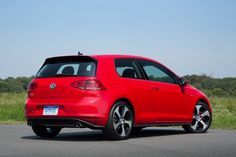 2015 Volkswagen Golf GTI Rear Three Quarter Photo #04 - #623211 - Automobile Magazine