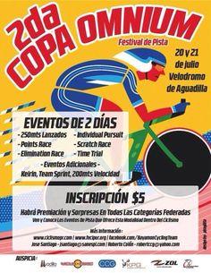 2da Copa Omnium / Festival de Pista @ Velodromo de Aguadilla #sondeaquipr #copaomnium #festivaldepista #aguadilla #velodromo #ciclismo