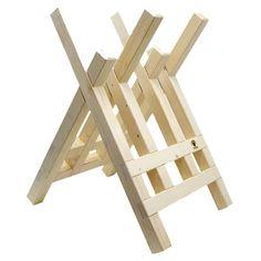 Koza na řezání dřeva dřevěná Gillitzer