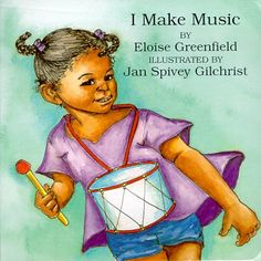 I Make Music by Eloise Greenfield