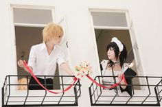 kaichou wa maid sama (I do love a good cosplay photo). ^_^