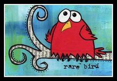 Rare Bird   Flickr - Photo Sharing!