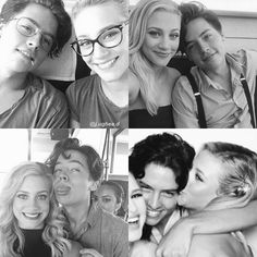 Lulu Reinhardt and Cold Sprouse Riverdale Archie And Betty, Riverdale Betty And Jughead, Betty Cooper Riverdale, Series Movies, Movies And Tv Shows, Tv Series, Film Serie, River Dale, Riverdale Grundy