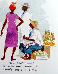 Jim's Watercolor Gallery - Painting People