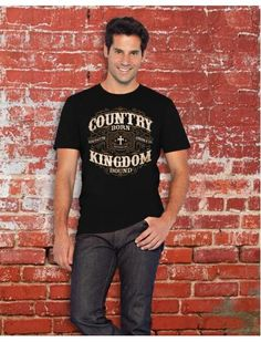 COUNTRY BORN T-SHIRT | O.C.D. Obedient Christian Disciple Store