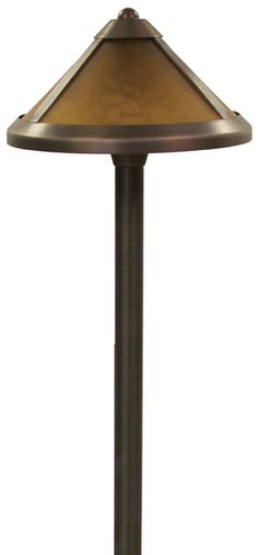 Model: BL 09 H Brass Path Light Mfg: Encore Landscape Lighting Collection