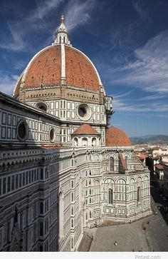 Duomo in Florence, Italy,