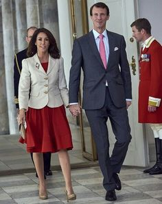 Today, Danish Royal Family held a reception at Christiansborg Palace for Olympics and Paralympics teams which have participated in the Brazil Rio De Janeiro Olympics. The reception was attended by Queen Margrethe, Crown Princess Mary, Prince Christian, Princess Isabella, Prince Joachim, Princess Marie and Princess Benedikte. Copenhagen, October 14, 2016.