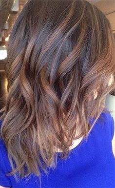 25 Ideas Hair Color Highlights Balayage Caramel Brunettes For 2019 Hair Color And Cut, New Hair Colors, Summer Hairstyles, Cool Hairstyles, Wedding Hairstyles, Hairdos, Brown Hairstyles, Anime Hairstyles, Hairstyles Videos