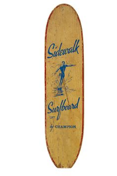 Surfing Cowboys - Collection of 3 Skateboards - / View 4 Vintage Skateboards, Cool Skateboards, Vintage Furniture, Cool Furniture, Modern Furniture, Skateboard Images, Long Skate, Skate Wheels, Skate Art
