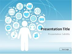 This PowerPoint template will be a great choice for presentations on virtual communication, social media, social networking, online communication services, collaborative projects, content communities, globalization, etc.
