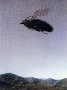 Yes.  Michael Sowa German Artist ~ Blog of an Art Admirer