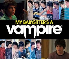 atticus and matthew My Babysitter's A Vampire, Matthew 3, Babysitters, Atticus, Movies And Tv Shows, Dean, Halloween, Movie Posters, Film Poster