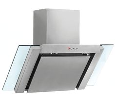 BE900GL Chimney Cooker Hood - Stainless steel