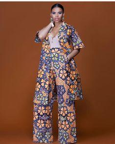 ankara stil Ankara Xclusive: 2018 Latest African Fashion Dresses For African Queens African Fashion Designers, Latest African Fashion Dresses, African Dresses For Women, African Print Dresses, African Print Fashion, Africa Fashion, African Attire, African Wear, African Style