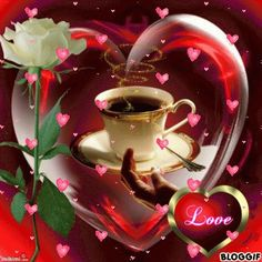 Coffee Gif, Coffee Images, Coffee Love, Good Morning Coffee, Good Morning Gif, Good Morning Images, Happy Weekend Quotes, Happy Day, Beautiful Gif