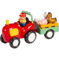 Traktor med dyr (gave fra Eva Marie & Geir Arne)