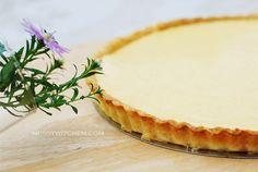 Vanilla Custard Tart