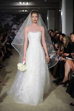 Carolina Herrera Bridal Spring 2015 | Di Nozze