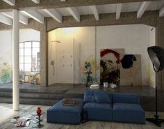 LINEA MINIMAL Dagli anni agli anni 2000 lo stile minimal continua a dominare con le sue forme semplici ed essenziali. From the to 2000 the minimalist style continues to dominate with its simple and essencial lines. Minimalist Fashion, Minimalist Style, Minimalism, Divider, Couch, Shower, Space, Simple, Room