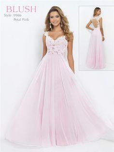 Blush Prom (9986 ) Spring 2015