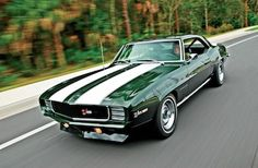 So the decision was made: Ken Etten was going to chase down the new 1969 Chevrolet Camaro Z28 and custom-order it to his liking.