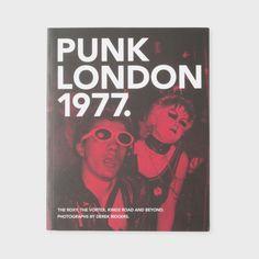 Punk London by Derek