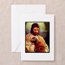 And On The 8th Day... Greeting Cards (Pk of 20) from Cafe Press