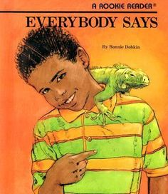 Cover image for Everybody says