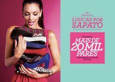 Promocao Marisa 2015 - Loucas por sapato