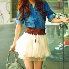 Adorable outfit :)