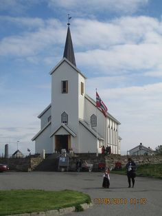 Church -Røst -Norway