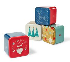 Adorable #Fossil watch tins.  Of course, I'd like mine to have a watch in it...