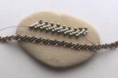 St Petersburg Chain Beadwork Tutorial - Lisa Yang