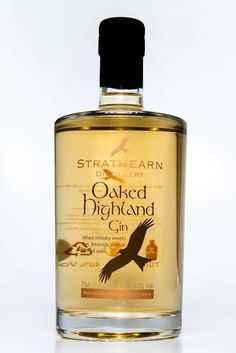 Oaked Highland Gin   19 Scottish Gins, Vodkas, And Rums That Everyone Must Drink