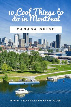 10 Cool Things to do in Montreal Montreal Travel, Of Montreal, Montreal Attractions, Montreal Things To Do, Visit Canada, Photos Voyages, Tourist Spots, Canada Travel, Thailand Travel