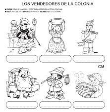 Resultado de imagen para los trabajadores de la epoca colonial secuencia didactica