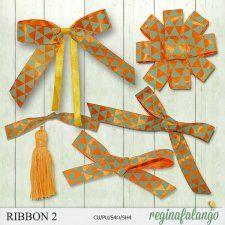 Ribbons 2 by reginafalango