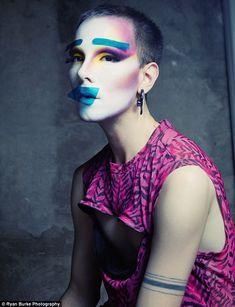 RYAN BURKE - self portrait - Photography - Stunning ARTIST <3