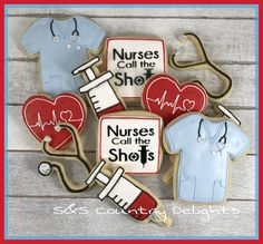 1 dozen sugar cookies made with only the finest ingredients. Royal Icing Cookies, Sugar Cookies, Nurse Cookies, Nursing Graduation, Nursing Party, Nursing Gifts, Nursing Scrubs, Funny Nursing, Nursing Quotes