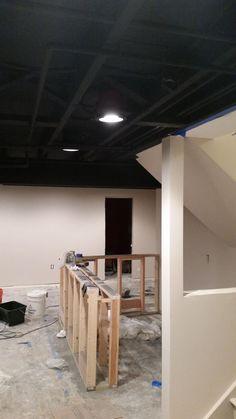 189 best stylish basement ceiling d cor ideas images on pinterest rh pinterest com
